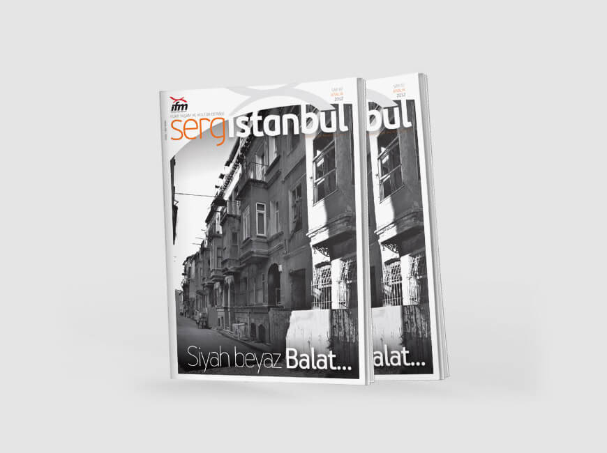 Sergistanbul Kurumsal Dergi Tasarımı Sayı: 67