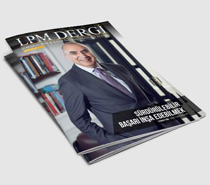LPM Dergi Tasarımı Sayı: 10