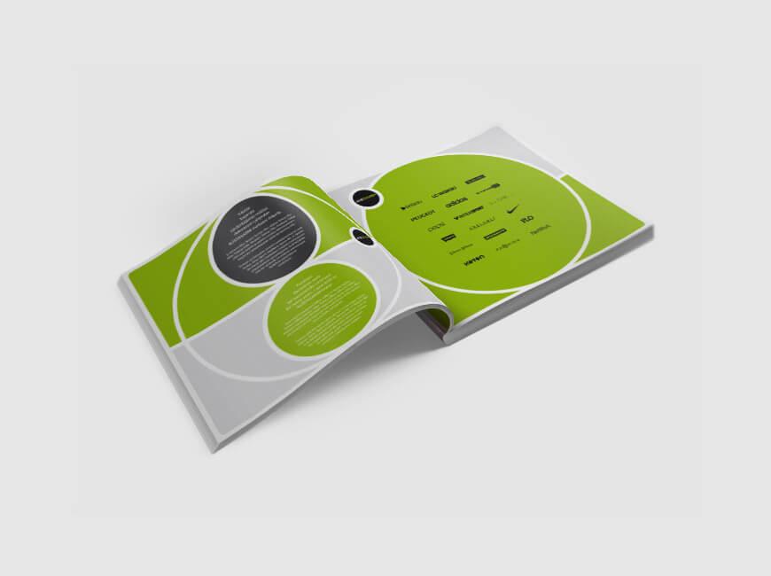 Alis Tasarım Mobilya Katalog Tasarımı