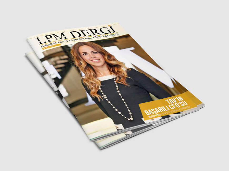 LPM Dergi Tasarımı Sayı: 11