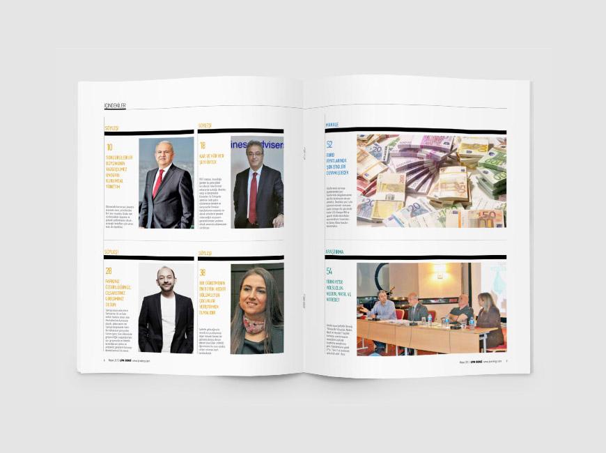 LPM Dergi Tasarımı Sayı: 13