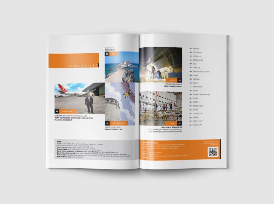 UTED Dergi Tasarımı Sayı: 284