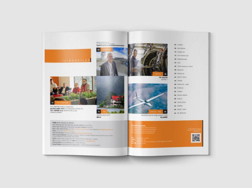 UTED Dergi Tasarımı Sayı: 286