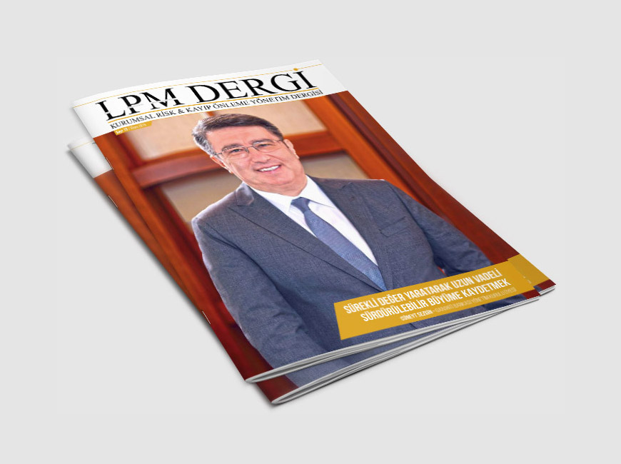Kurumsal Dergi - LPM Dergi