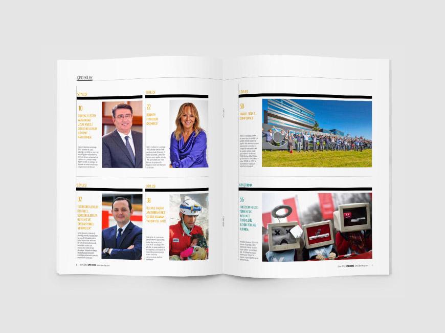 LPM Dergi Tasarımı Sayı: 15