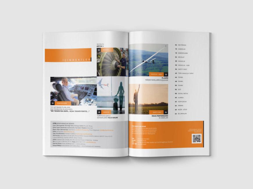 UTED Dergi Tasarımı Sayı: 287
