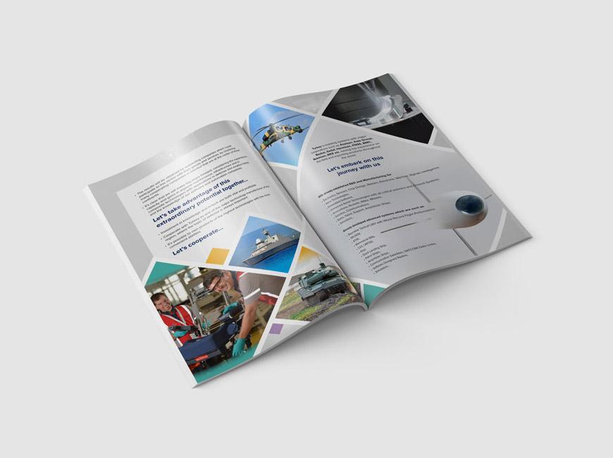Saha İstanbul Katalog Tasarımı