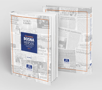 Türk Basınında Bosna Hersek Kitap Tasarımı