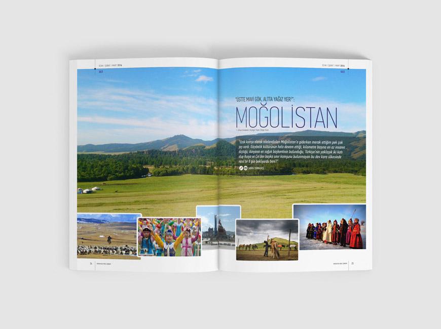 Avrasya'da Yerel Gündem Dergi Tasarımı Sayı: 1 title=