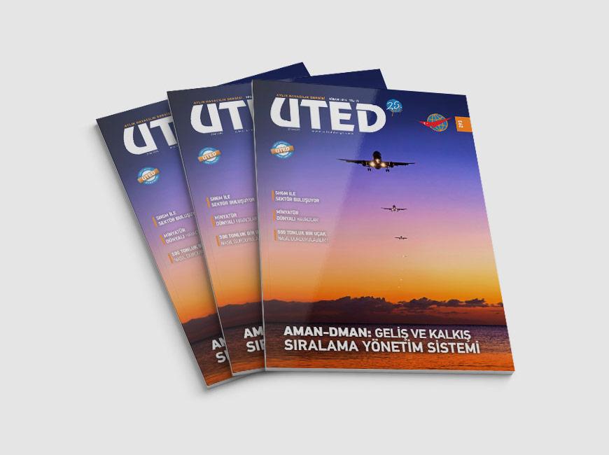UTED Dergi Tasarımı Sayı: 293