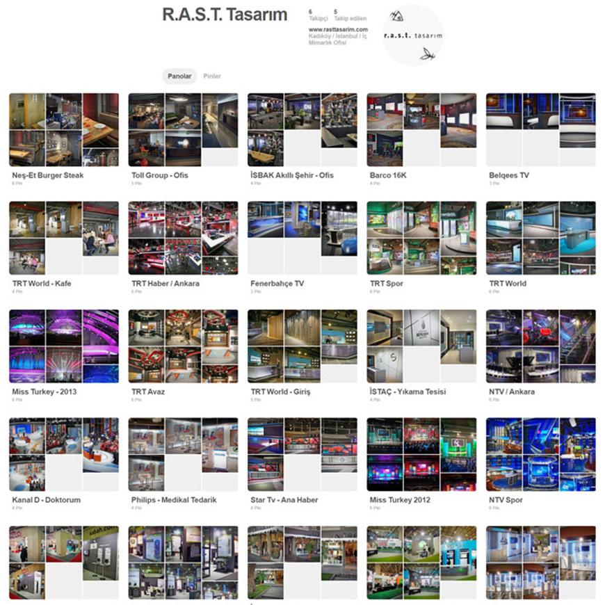 RAST Tasarım Sosyal Medya Tasarımı