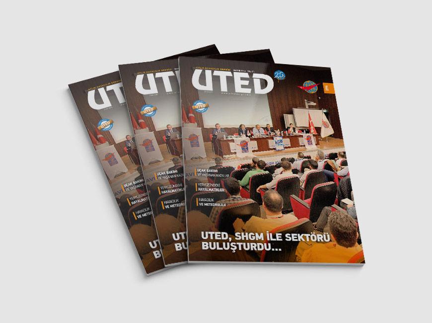 UTED Dergi Tasarımı Sayı: 294