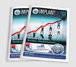 Kurumsal Dergi - İmplantder Dergi