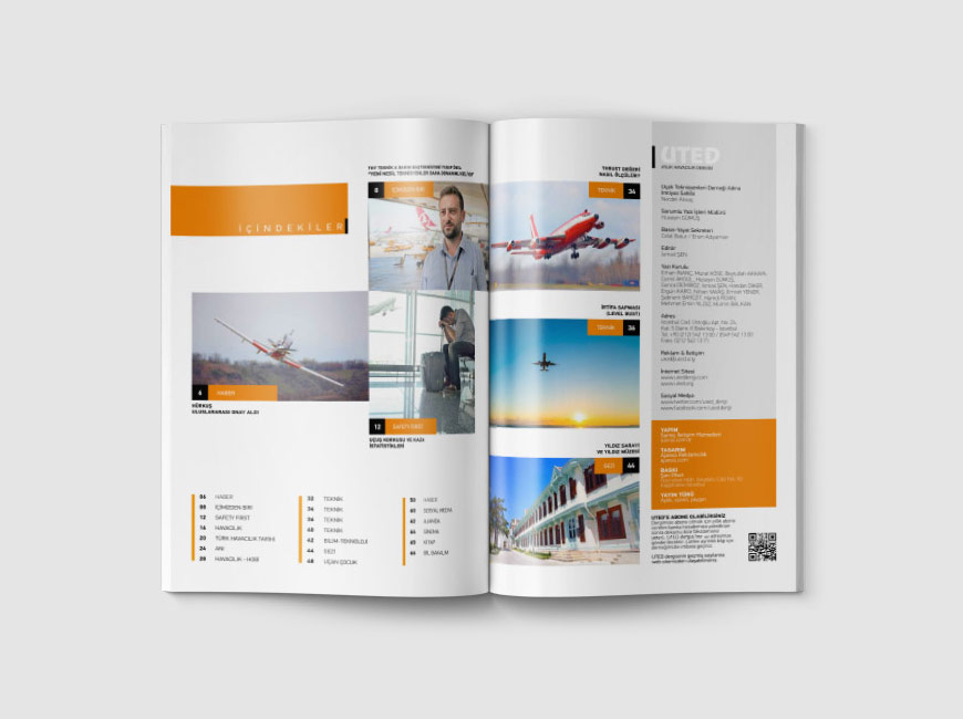 UTED Dergi Tasarımı Sayı: 297