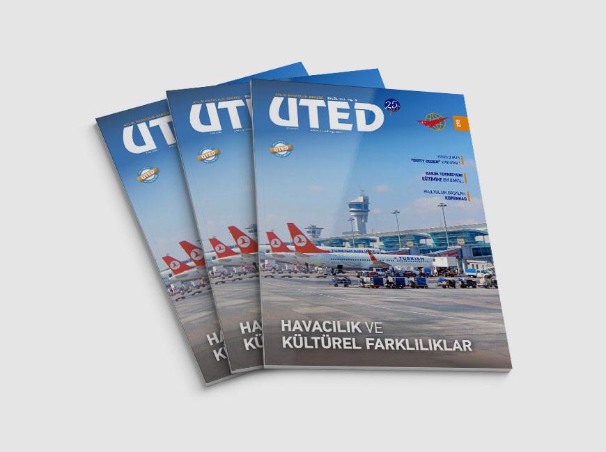 UTED Dergi Tasarımı Sayı: 298