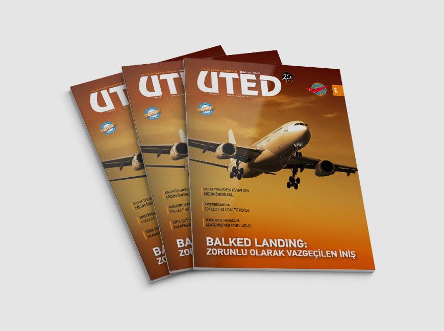 UTED Dergi Tasarımı Sayı: 299
