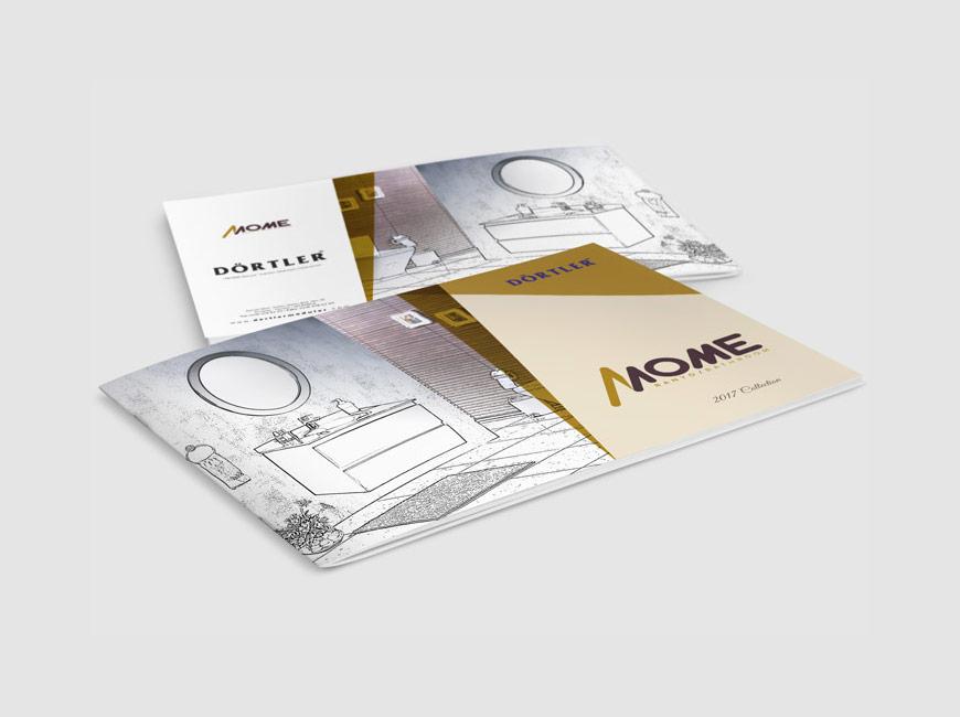 Dörtler Mobilya Katalog Tasarımı