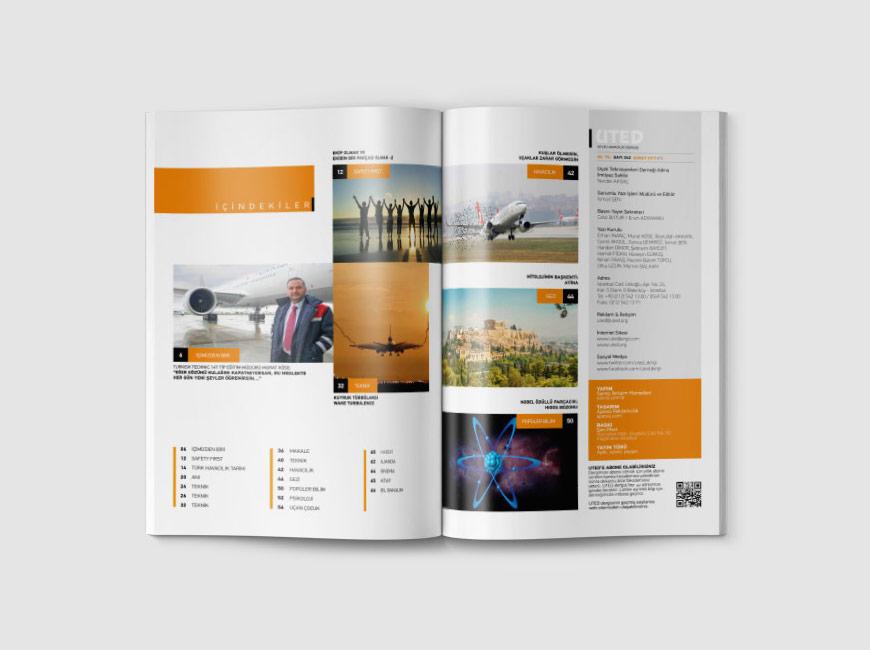 UTED Dergi Tasarımı Sayı: 342