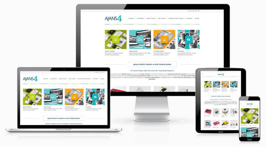 Responsive Web Sitesi Nedir?