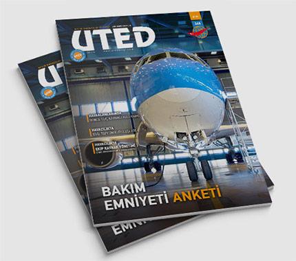 UTED Dergi Tasarımı Sayı: 348