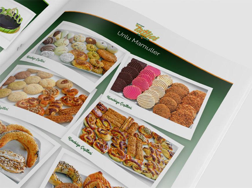 Tatlici - Katalog Tasarımı