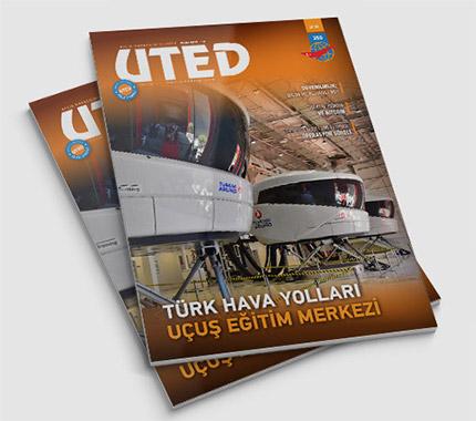 UTED Dergi Tasarımı Sayı: 350