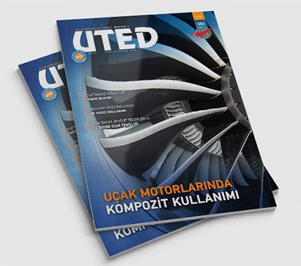 UTED Dergi Tasarımı Sayı: 353