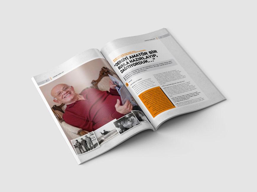 UTED Dergi Tasarımı Sayı: 354