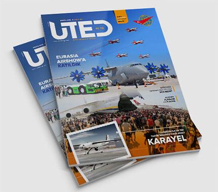 UTED Dergi Tasarımı Sayı: 357