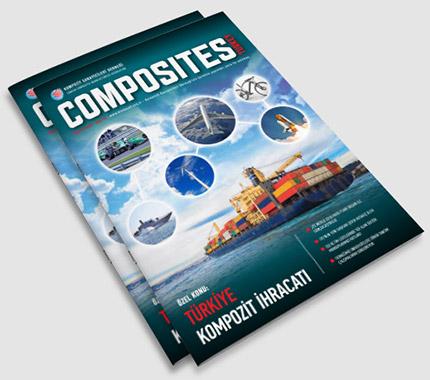 Composites Turkey Dergi Tasarımı Sayı: 19