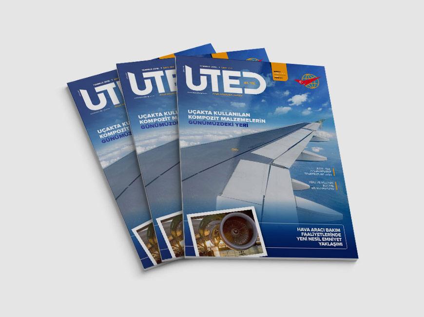 UTED Dergi Tasarımı Sayı: 359
