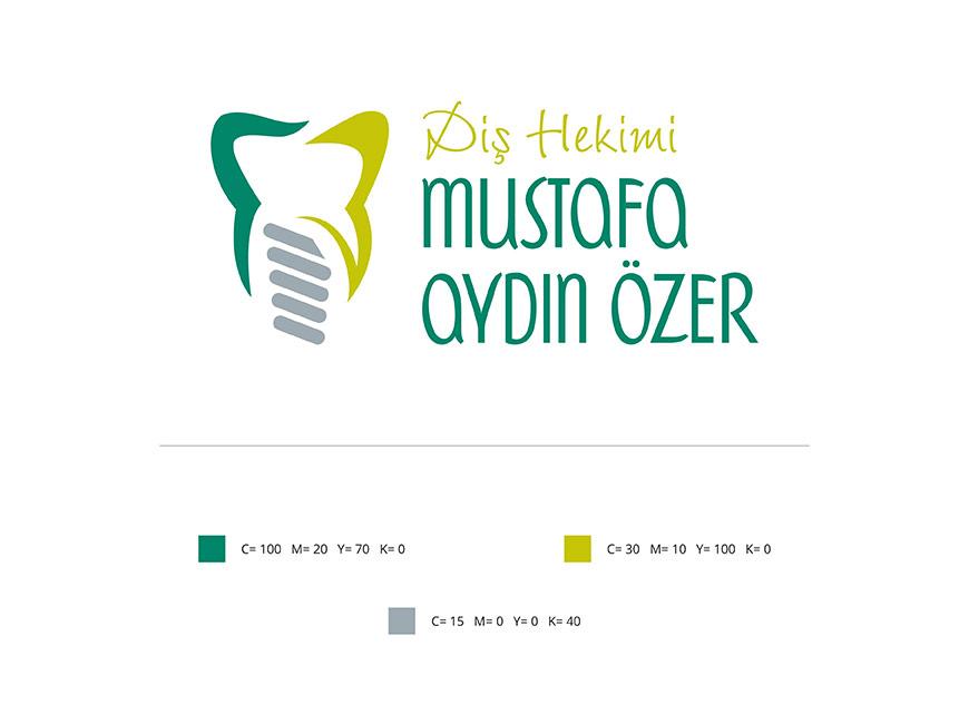 Mustafa Aydın Özer Kurumsal Kimlik Tasarımı