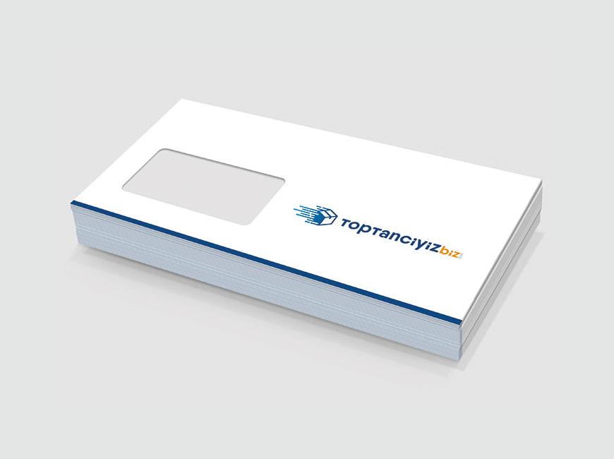 toptanciyizbiz.com Logo Tasarımı