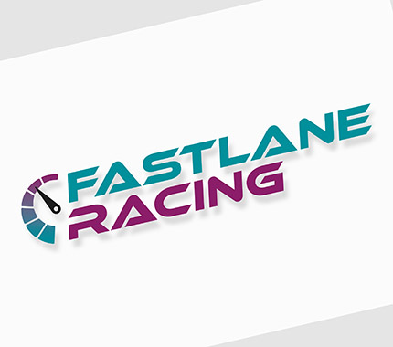 Fastlane Racing Logo Tasarımı