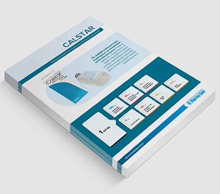 Pharma Sem - Calstar Flyer Tasarımı