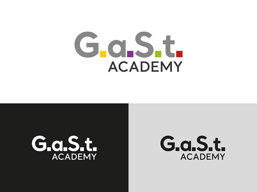 GAST Academy Kurumsal Kimlik Tasarımı