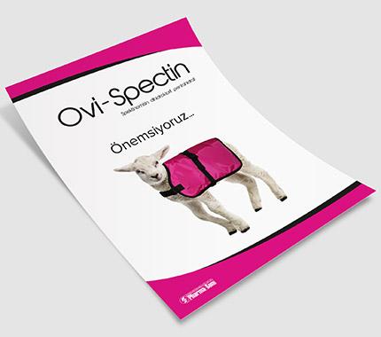 Pharma-Sem - Ovi-Spectin Flyer Tasarımı