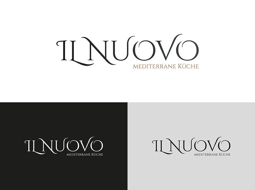 IL NUOVO Logo Tasarımı