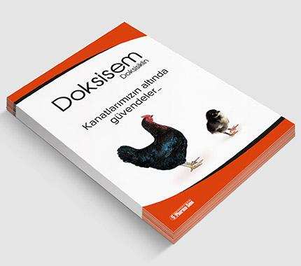 Pharma-Sem - Doksisem Flyer Tasarımı