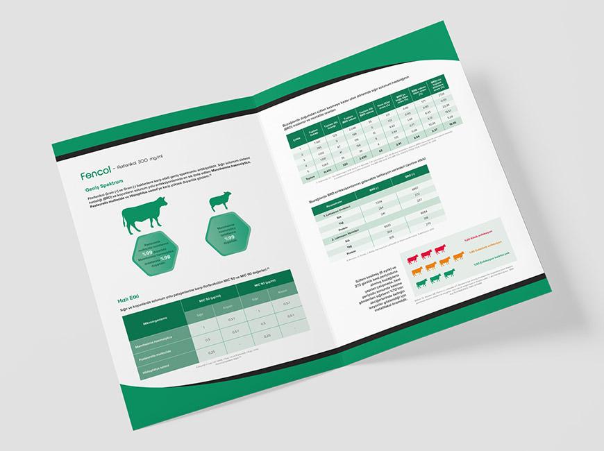 Pharma-Sem - Fencol Broşür Tasarımı